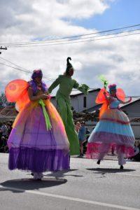 Blossom Festival Parade Alexandra